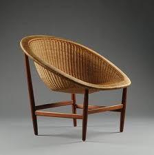 Nanna and Jorgen Ditzel, Chair, 1950