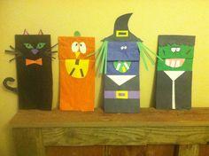 DIY Halloween craft for kids
