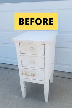 Do you love to upcycle furniture? check out these painted furniture makeovers if you're decorating on a budget. These before and after vintage dresser, table, buffet, coffee table and hutch makeovers are truly inspiring. #hometalk Thrift Store Furniture, Diy Furniture Easy, Paint Furniture, Repurposed Furniture, Repurposed Items, Furniture Making, Furniture Makeover, Coffee Table Makeover, Family Wall Decor