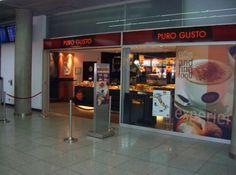 Puro gusto - Flughafen Stuttgart - Vyaggio