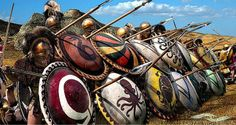 Guerra del Peloponneso, Grecia, 431 a.C. - War of the Peloponnese, Greece, 431 BC
