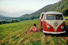 VW Pin Up