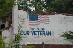 God bless our veterans! Walker County, Alabama