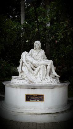 Pieta by Michael Angelo