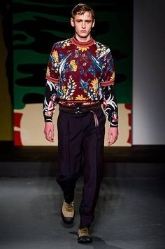 #Prada  #Spring2014 #Men's #Trends