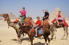 Camel Ride at Giza, New year Tours to Egypt http://www.shaspo.com/new-year-holidays-in-egypt-hot-deals