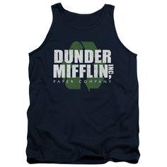 Office: Recycle Mifflin Tank Top