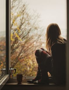 Alone with ones thoughts