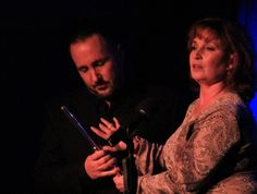 """3 Decades in the Dark - Raissa & Kenneth Go to the Movies: Cabaret Review by Marilyn Lester-When a show's """"overture"""" is heralded by the iconic 20th Century Fox studio theme played on toy trumpets, followed by a medley of tunes..."""