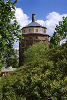 Berlin - Wasserturm Prenzlauer Berg / Water Tower Prenzlauer Berg