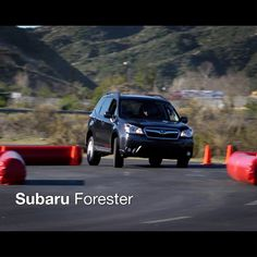 Watch this video to see how a Subaru and four vehicles from other manufacturers performed when they faced unpredictable situations on the road. http://subar.us/PkQKFZ
