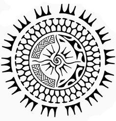 illustration of different greek ornament patterns Maori Tattoos, Polynesian Leg Tattoo, Maori Tattoo Meanings, Polynesian Tattoos Women, Polynesian Tattoo Designs, Sun Tattoos, Infinity Tattoos, Tribal Tattoos, Tattos