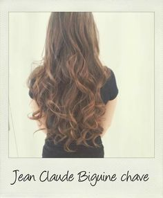 coiffure brushing curl bloucles ombr bronde longhair hair - Coloriste Marseille
