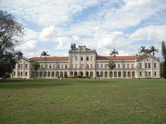 Escola Superior de Agricultura Luiz de Queiroz. | A faculdade localizada em Piracicaba, no interior de São Paulo, foi tombada como Patrimônio Público Estadual.