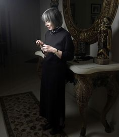 Anne Rice....The REAL Vampire and Queen of the Damned...amazing writer, and amazing woman!!!!