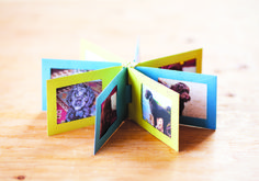 A mini photo album made from envelopes, featured in Playing With Paper Mini Photo Albums, Envelope Art, Birth Of Jesus, Book Worms, Advent, My Books, Craft Projects, Paper Crafts, Envelopes