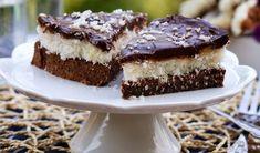 Fit torta ČOKOBA. Čokoládovo-kokosovo-banánová | LepšíDeň.sk