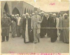 الصوره لشيخ الفاضل محمد بيك زيدان روض الفرج 1919 وهو الوحيد الذى كان يستاجر مزارع المانجه للملك