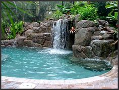 Back Patio And Pool Ideas Pictures | Swimming Pool Ideas For Garden Or  Backyard 2 |