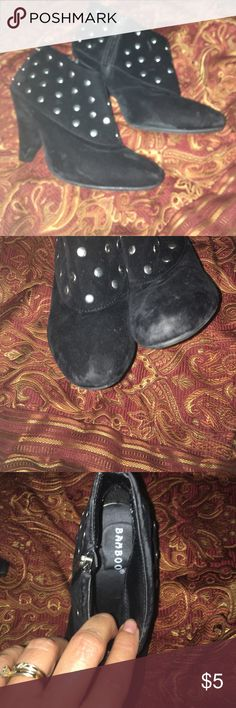 Booties sz 7.5 Gently used Shoes Ankle Boots & Booties