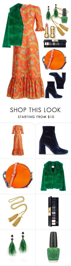 """MSGM"" by thestyleartisan ❤ liked on Polyvore featuring The Vampire's Wife, Prada, Diane Von Furstenberg, MSGM, Kenneth Jay Lane, John Lewis, Lizzie Fortunato and fauxfur"