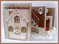 Mrs. Santa's House
