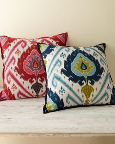 Palazzo Decorative Pillow Cover Collection