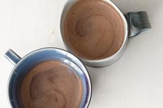 Chai Hot Chocolate...this could be a new addiction
