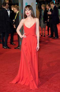 Dakota Johnson of 50 Shades Loves Gucci and Old Hollywood Glamour Photos | W Magazine