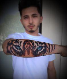 57 ideas for tattoo antebrazo dragons - 57 ideas for tattoo antebrazo dragons . - 57 Ideas for Tattoo Antebrazo Dragons – 57 Ideas for Tattoo Antebrazo Dragons … – 57 Ideas fo - Tiger Eyes Tattoo, Tiger Tattoo Sleeve, Tattoo Sleeve Designs, Tattoo Designs Men, Sleeve Tattoos, Art Designs, Forearm Tattoos, Body Art Tattoos, New Tattoos