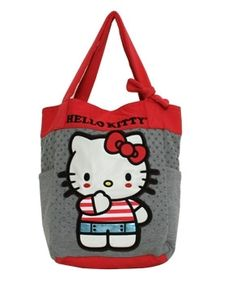 Hello Kitty I Love Me Tote Bag...  even now..makes me smile