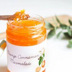 Orange Marmalade: A foolproof recipe to get perfectly sweet, bitter-free marmalade! Recipe via MonPetitFour.com