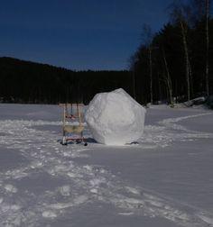 Lumipallohaaste