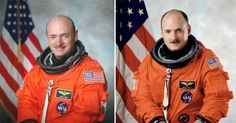 Astronaut Scott Kelly and his twin brother and retired astronaut Mark Kelly (husband to former Arizona Rep. Gabrielle Giffords) will be the subjects of the first ever twin study to be conducted by NASA! Scott will spend one year on the International Space Station while Mark will stay at home as the control subject in the experiment.