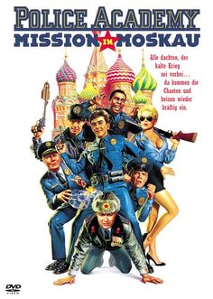 Police Academy  7 : Mission To Moscow  - 1994
