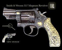 Elvis' gun