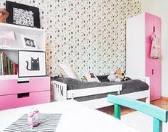 Pokój księżniczki Zosi - zdjęcie od PracowniaPolka