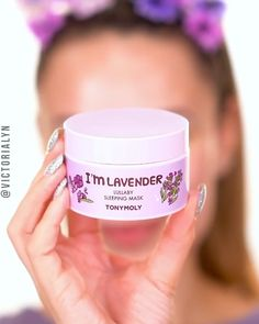 Soothing Lavender Skin Care Routine Hydrate, Soothe and calm your skin with our lavender sleeping ma Facial Routine Skincare, Skin Care Routine 30s, Combination Skin Care, Black Skin Care, Natural Skin Care, Organic Skin Care, Beauty Skin, Skin Care Tips, Body Care