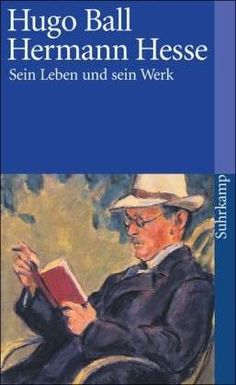 Hugo Ball Artwork | Hugo Ball: Hermann Hesse, Kartoniert / Broschiert