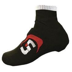 """Lin Socks Reflectorz Safety Shoe Covers for Cycling Shoes, Size S/M by Lin Socks. $21.99. LIN shoe covers are designed for superior construction, comfort and fit. Knitted with nylon wind lycra provide protection and aero-dynamics for most cycling shoes: To create a custom fit simply cut a small hole to expose the shoe cleats: Reflectorz are a high-Viz-Reflective yarn directly knitted into the top 1/2"""" band of the sock structure for ultimate safety, will not bre..."""