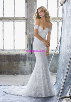 Morilee - 8222 - Karissa - All Dressed Up, Bridal Gown