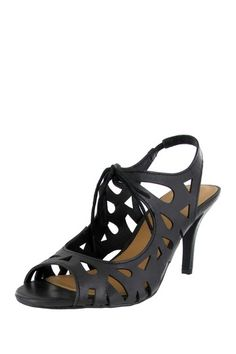 Elaine Cutout Heel on HauteLook...I feel like I should get this because its named after me
