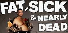 ™ Fat, Sick & Nearly Dead film complet en francais gratuit *Full HD* Plant Based Diet, Plant Based Recipes, 60 Day Juice Fast, Vegan Documentaries, Joe Cross, Ups And Downs, Sick, Vegan Recipes, Fat