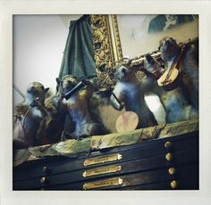@Angela Lessman & @Rebecca Yaker, look!  yeah, it's a taxidermy squirrel band.