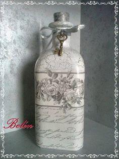 Mi Pequeño Rincón: botellas