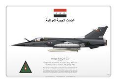 Iraqi Air Force . القوة الجوية العراقية No.81 Squadron Saddam AB, Spring 1987