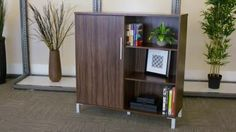 Modern Bookcase Cabinet | National Business Furniture