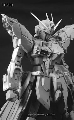 GUNDAM GUY: MG 1/100 Freedom Gundam Ver 2.0 - Customized Build