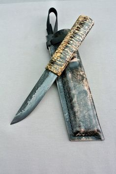 The Yakut knife from Damascus - космос