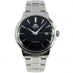 Orient Bambino Automatic Male Watch RA-AC0006B RA-AC0006B10B Gents Watches, Watches For Men, Orient Watch, Watch Companies, Patek Philippe, Automatic Watch, Seiko, Omega Watch, Chronograph